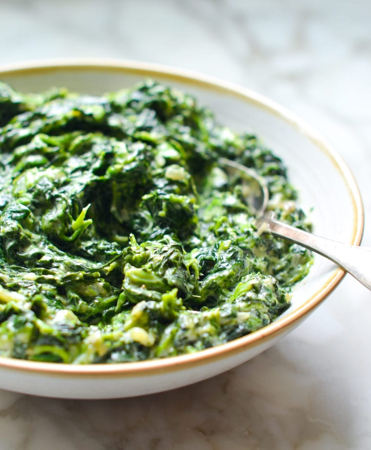 Kun je spinazie opnieuw opwarmen?