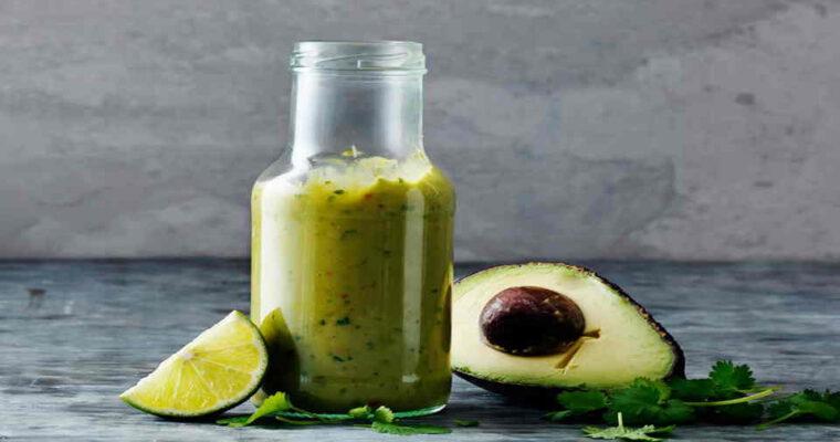 Verse avocadodressing