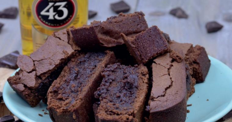 Brownies met Licor 43