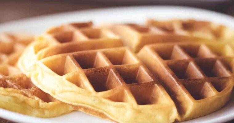 Basisrecept wafels