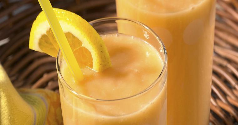 Sinaasappel Banaan Smoothie